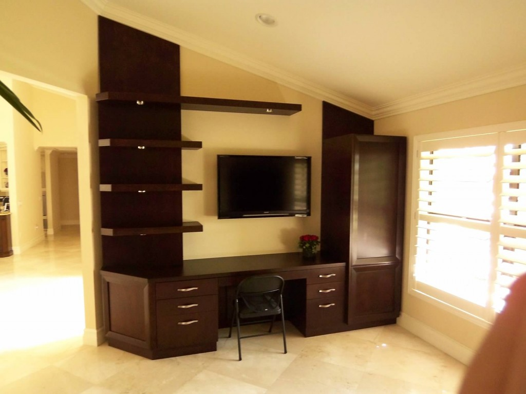 Wall Units & Accent Pieces - M. Heller Custom Furniture